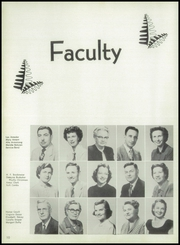 Page 14, 1953 Edition, John H Francis Polytechnic High School - Student Yearbook (Sun Valley, CA) online yearbook collection