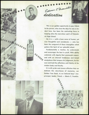 Page 7, 1955 Edition, John H Francis Polytechnic High School - Student Yearbook (Sun Valley, CA) online yearbook collection