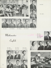 Page 16, 1958 Edition, John H Francis Polytechnic High School - Student Yearbook (Sun Valley, CA) online yearbook collection