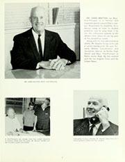 Page 11, 1964 Edition, John H Francis Polytechnic High School - Student Yearbook (Sun Valley, CA) online yearbook collection