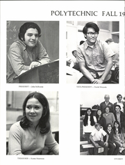 Page 12, 1972 Edition, John H Francis Polytechnic High School - Student Yearbook (Sun Valley, CA) online yearbook collection