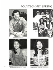 Page 14, 1972 Edition, John H Francis Polytechnic High School - Student Yearbook (Sun Valley, CA) online yearbook collection