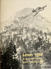 Page 5, 1980 Edition, St Paul High School - Lumen Yearbook (Santa Fe Springs, CA) online yearbook collection