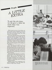 Page 10, 1983 Edition, St Paul High School - Lumen Yearbook (Santa Fe Springs, CA) online yearbook collection