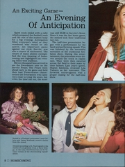 Page 12, 1983 Edition, St Paul High School - Lumen Yearbook (Santa Fe Springs, CA) online yearbook collection