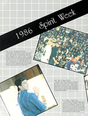 Page 14, 1987 Edition, St Paul High School - Lumen Yearbook (Santa Fe Springs, CA) online yearbook collection