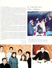 Page 17, 1987 Edition, St Paul High School - Lumen Yearbook (Santa Fe Springs, CA) online yearbook collection