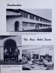 Page 11, 1956 Edition, Notre Dame High School - Arches Yearbook (Sherman Oaks, CA) online yearbook collection