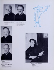 Page 17, 1956 Edition, Notre Dame High School - Arches Yearbook (Sherman Oaks, CA) online yearbook collection