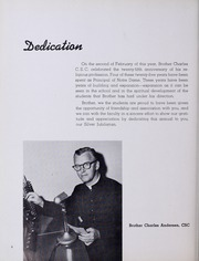 Page 8, 1956 Edition, Notre Dame High School - Arches Yearbook (Sherman Oaks, CA) online yearbook collection