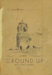 Page 1, 1931 Edition, Austin High School - Round Up Yearbook (El Paso, TX) online yearbook collection