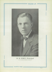 Page 15, 1934 Edition, Austin High School - Round Up Yearbook (El Paso, TX) online yearbook collection