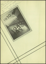 Page 8, 1940 Edition, Austin High School - Round Up Yearbook (El Paso, TX) online yearbook collection