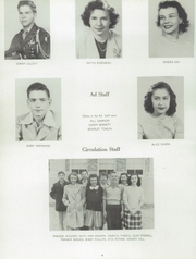 Page 10, 1946 Edition, Austin High School - Round Up Yearbook (El Paso, TX) online yearbook collection
