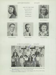 Page 12, 1947 Edition, Austin High School - Round Up Yearbook (El Paso, TX) online yearbook collection