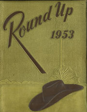 Page 1, 1953 Edition, Austin High School - Round Up Yearbook (El Paso, TX) online yearbook collection