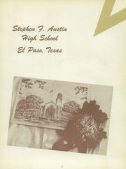 Page 7, 1956 Edition, Austin High School - Round Up Yearbook (El Paso, TX) online yearbook collection