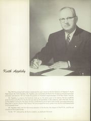 Page 12, 1957 Edition, Austin High School - Round Up Yearbook (El Paso, TX) online yearbook collection