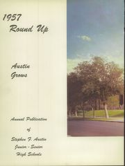 Page 6, 1957 Edition, Austin High School - Round Up Yearbook (El Paso, TX) online yearbook collection
