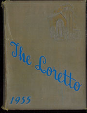 Page 1, 1955 Edition, Loretto Academy - Loretto Yearbook (El Paso, TX) online yearbook collection