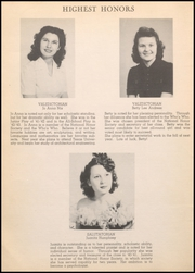 Page 10, 1943 Edition, Borger High School - Borgan Yearbook (Borger, TX) online yearbook collection