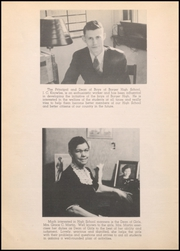 Page 12, 1943 Edition, Borger High School - Borgan Yearbook (Borger, TX) online yearbook collection