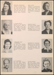 Page 13, 1943 Edition, Borger High School - Borgan Yearbook (Borger, TX) online yearbook collection