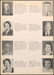 Page 14, 1943 Edition, Borger High School - Borgan Yearbook (Borger, TX) online yearbook collection