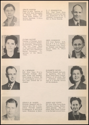 Page 15, 1943 Edition, Borger High School - Borgan Yearbook (Borger, TX) online yearbook collection