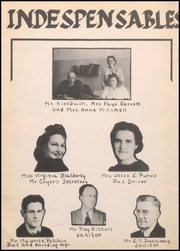 Page 16, 1943 Edition, Borger High School - Borgan Yearbook (Borger, TX) online yearbook collection