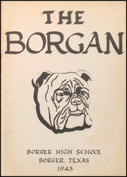 Page 3, 1943 Edition, Borger High School - Borgan Yearbook (Borger, TX) online yearbook collection