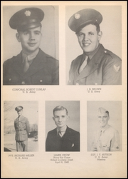 Page 6, 1943 Edition, Borger High School - Borgan Yearbook (Borger, TX) online yearbook collection