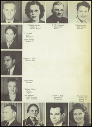 Page 11, 1948 Edition, Borger High School - Borgan Yearbook (Borger, TX) online yearbook collection