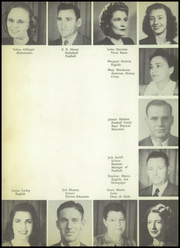 Page 12, 1948 Edition, Borger High School - Borgan Yearbook (Borger, TX) online yearbook collection