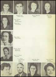 Page 13, 1948 Edition, Borger High School - Borgan Yearbook (Borger, TX) online yearbook collection