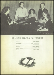Page 16, 1948 Edition, Borger High School - Borgan Yearbook (Borger, TX) online yearbook collection