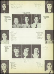 Page 17, 1948 Edition, Borger High School - Borgan Yearbook (Borger, TX) online yearbook collection