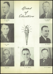 Page 8, 1948 Edition, Borger High School - Borgan Yearbook (Borger, TX) online yearbook collection