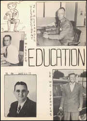 Page 13, 1950 Edition, Borger High School - Borgan Yearbook (Borger, TX) online yearbook collection