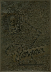 Page 1, 1951 Edition, Borger High School - Borgan Yearbook (Borger, TX) online yearbook collection