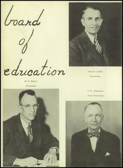 Page 10, 1951 Edition, Borger High School - Borgan Yearbook (Borger, TX) online yearbook collection