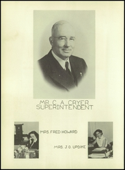 Page 12, 1951 Edition, Borger High School - Borgan Yearbook (Borger, TX) online yearbook collection