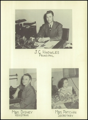 Page 13, 1951 Edition, Borger High School - Borgan Yearbook (Borger, TX) online yearbook collection