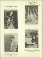 Page 15, 1951 Edition, Borger High School - Borgan Yearbook (Borger, TX) online yearbook collection