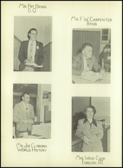 Page 16, 1951 Edition, Borger High School - Borgan Yearbook (Borger, TX) online yearbook collection