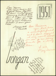 Page 5, 1951 Edition, Borger High School - Borgan Yearbook (Borger, TX) online yearbook collection