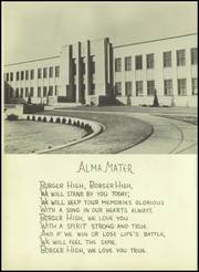 Page 8, 1951 Edition, Borger High School - Borgan Yearbook (Borger, TX) online yearbook collection