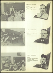 Page 15, 1955 Edition, Borger High School - Borgan Yearbook (Borger, TX) online yearbook collection