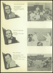 Page 16, 1955 Edition, Borger High School - Borgan Yearbook (Borger, TX) online yearbook collection