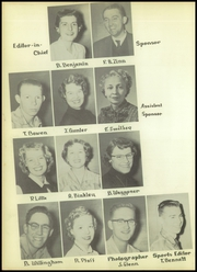 Page 6, 1955 Edition, Borger High School - Borgan Yearbook (Borger, TX) online yearbook collection